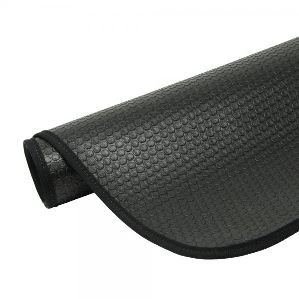Vida Kofferraummatte Antirutschmatte 60 x 80 cm schwarz