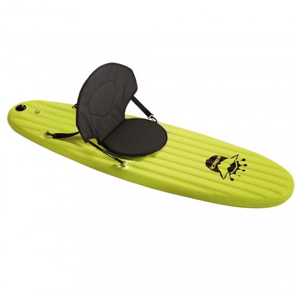 Wehncke SUP 13143 Teenager Kids Kinder Stand up Paddling Surfboard mit Pumpe