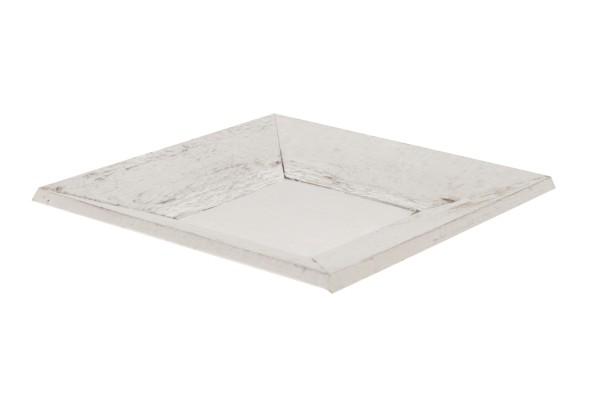 Holz Tablett 25x25x2.5cm