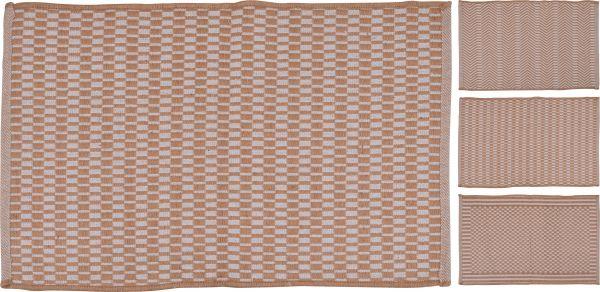 Teppich Baumwolle JUTE