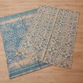 Teppich Manadi 2s 180x120cm Handwäsche Material: 100% Baumwolle Baumwolle