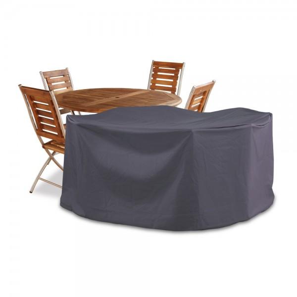 Deluxe Schutzhülle Abdeckhaube für Sitzgruppen 200 x 95 cm