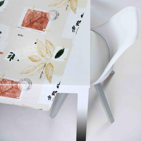 Tischbelag Vida Style Tea Meterware 140 cm
