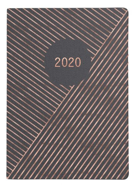 Terminplaner NatureArt 2020 Streifen