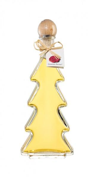 Weihnachtslikör, 20%vol., 0,2l Tannenbaumflasche