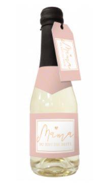 Beerenperlwein Flasche 0,2l Mama du bist die Beste
