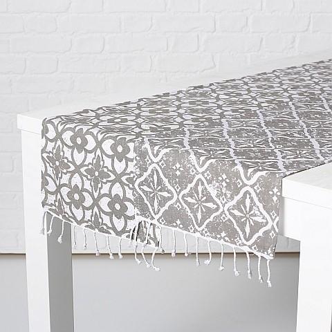 Tischläufer Maroco 2s 140x40cm 30° Maschinenwäsche Material: 100% Baumwolle Baumwolle