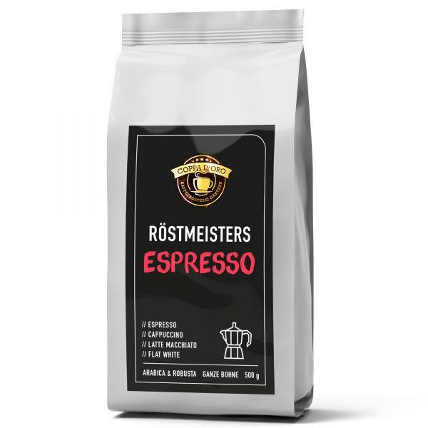 Röstmeisters Espresso