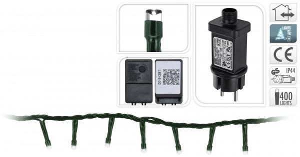 Lichterkette mit 400LED APP-Steuerbar
