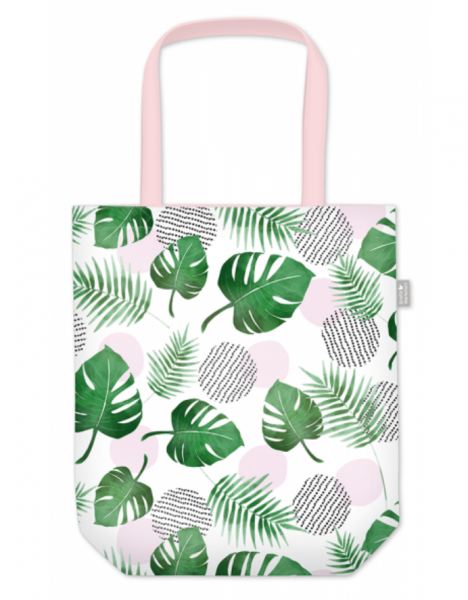 Gute Laune Shopper Tropical