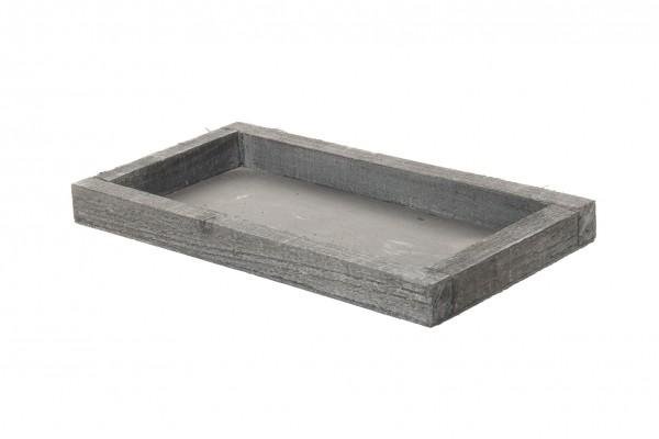 Holz Tablett 28x15x2.5cm