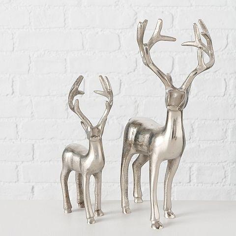 Hirsch Thielo H26-36cm Aluminium Silber