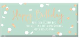 Schoko 30g Happy Birthday