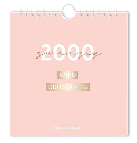 Postkartenkalender 2020 wird großartig