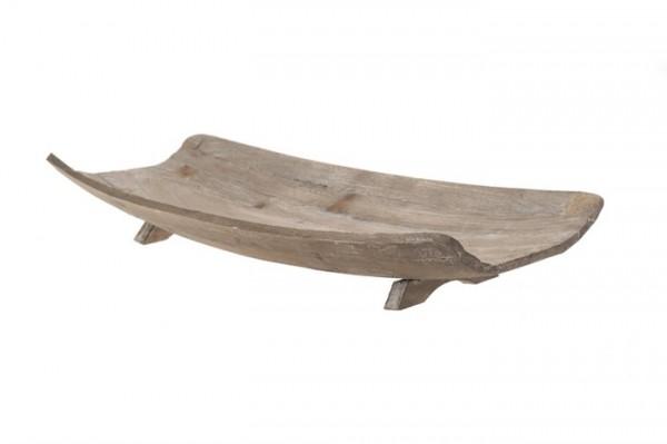 Holztablett 46x20.5x6.5cm