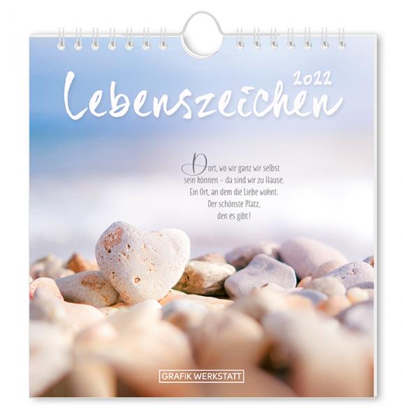 Postkartenkalender 2022 Lebenszeichen FSC