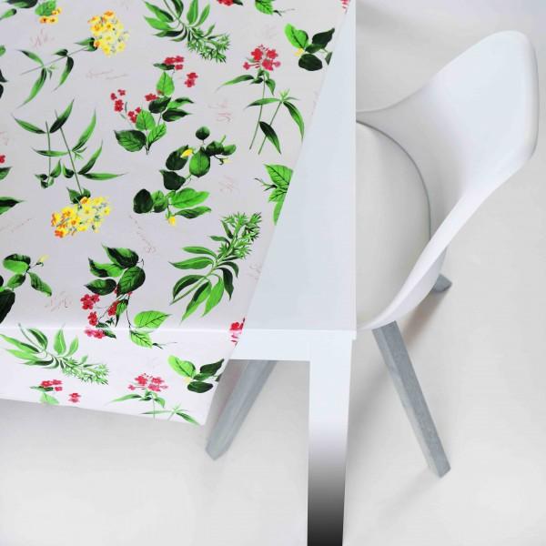 Tischbelag Vida Style Botanic Meterware 140 cm