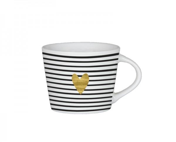 Espresso-Tasse Schreibkram Manufaktur Herz