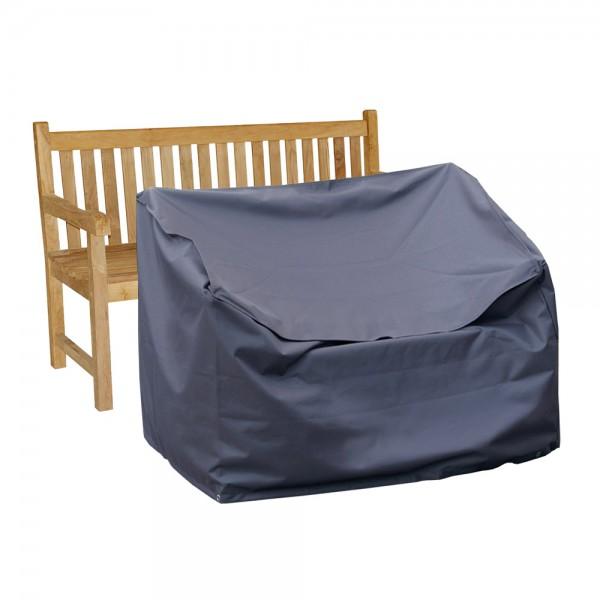 Deluxe Schutzhülle Gartenbank 2-Sitzer 120 x 78 x 80 cm