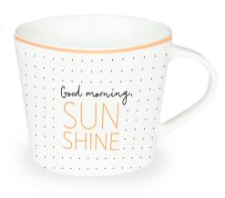 Goldtasse Schreibkram Manufaktur Good morning sunshine