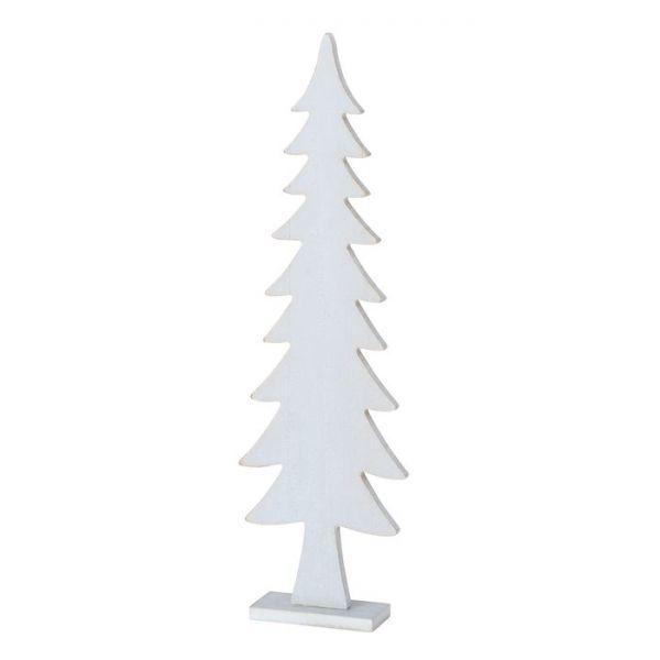 Dekoaufsteller Festim, Baum, mit Stand, H 40,00 cm, MDF