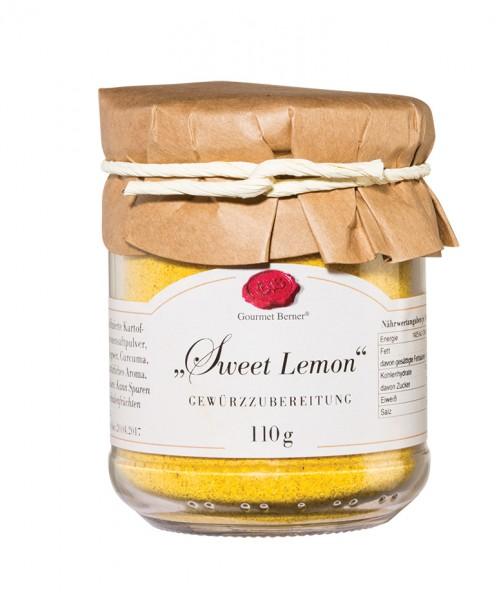 """Sweet Lemon"" Dip im 110g Glas"