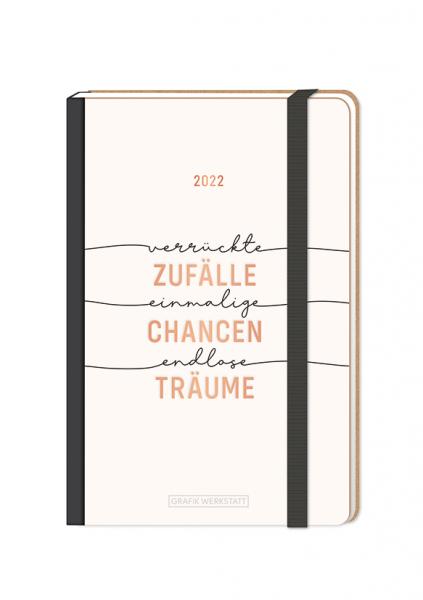 Terminplaner Letterart 2022 ZufŠlle - Chancen FSC