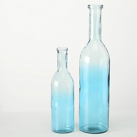 Vase Ulima H75cm Glas lackiert