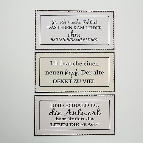 Schild Franzi, B 40 cm, H 20 cm, Eisen, Farbmix
