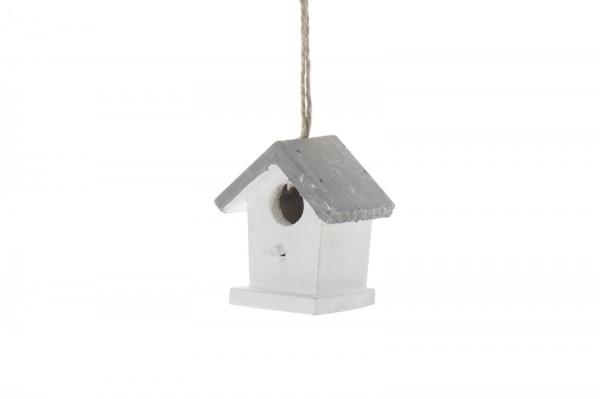 Vogelhaus zum hängen 5x8 cm