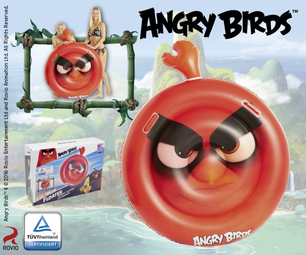 "Angry Birds Floater ""Red"","