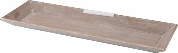TABLETT 60X20CM GRAU HOLZ