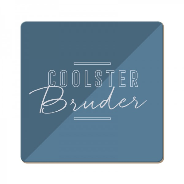 Korkuntersetzer Coolster Bruder